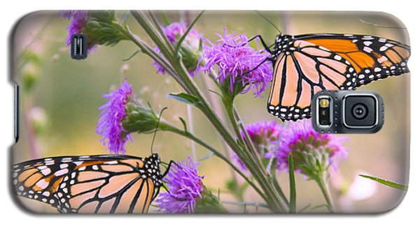 Monarch Pair Galaxy S5 Case