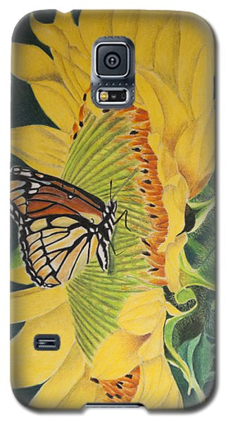 Monarch Summer Galaxy S5 Case