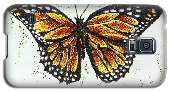 Monarchs - Butterfly Galaxy S5 Case by Katharina Filus