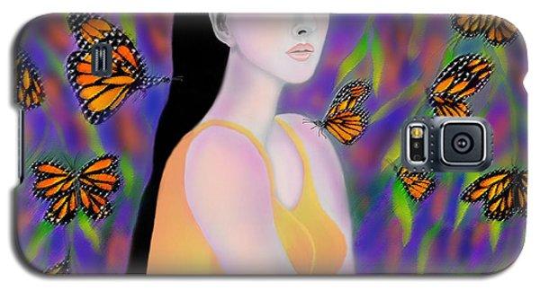 Monarchs Galaxy S5 Case