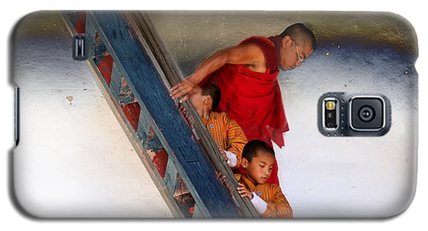 Monastery In Bhutan Galaxy S5 Case