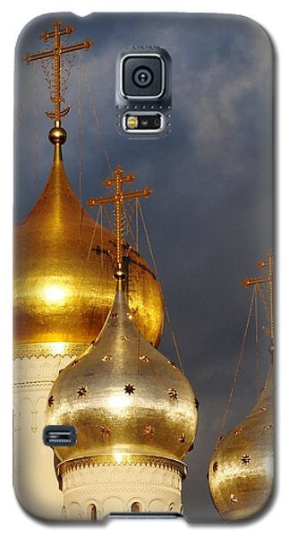 Monastery Galaxy S5 Case by Julia Ivanovna Willhite