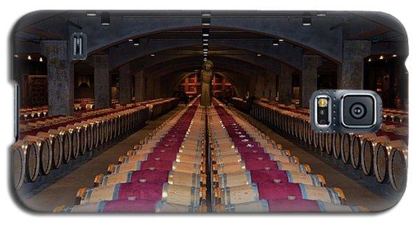 Mondavi Wine Cellar  Galaxy S5 Case