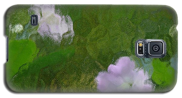 Galaxy S5 Case featuring the photograph Monet by Evelyn Tambour