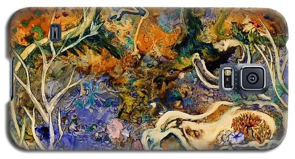 Monet Under Water Galaxy S5 Case