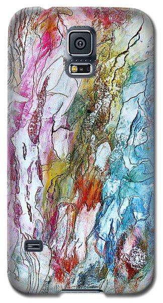 Monet's Garden Galaxy S5 Case by Bellesouth Studio