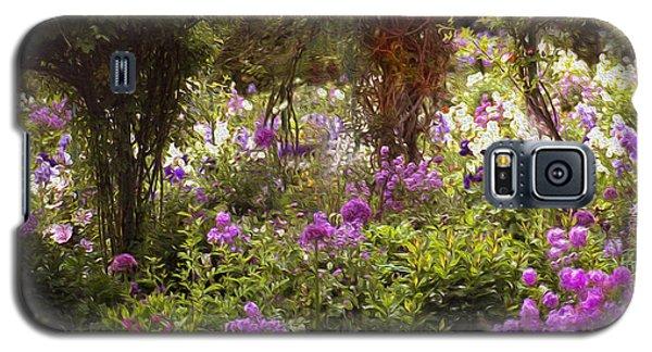Monet's Garden - Impression Galaxy S5 Case
