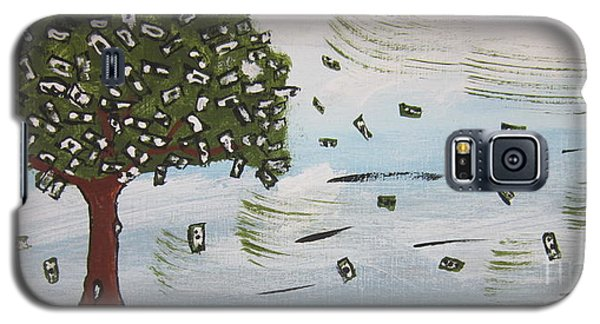 The Money Tree Galaxy S5 Case by Jeffrey Koss