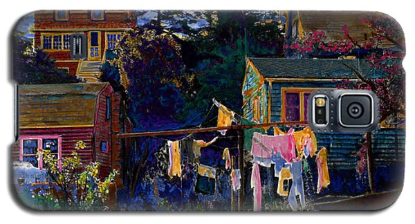 Monhegan Laundry Galaxy S5 Case