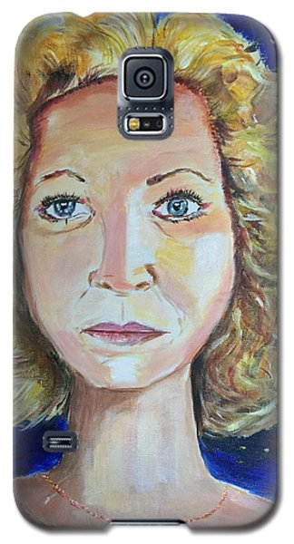 Monica 'marilyn' Siren  Galaxy S5 Case