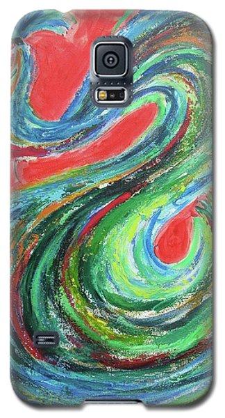 Monique's New Hat Galaxy S5 Case by Diane Pape