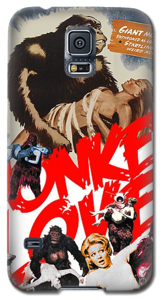 Monkey Love Galaxy S5 Case