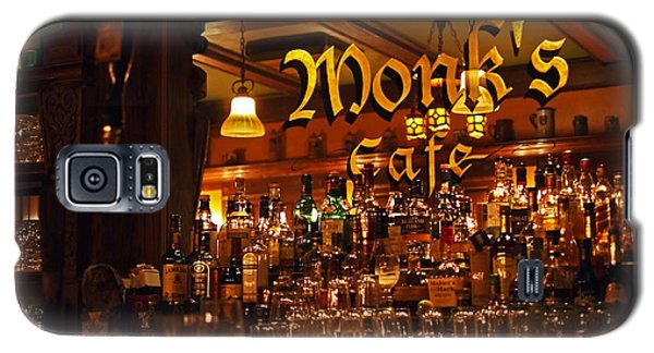 Monks Cafe Galaxy S5 Case