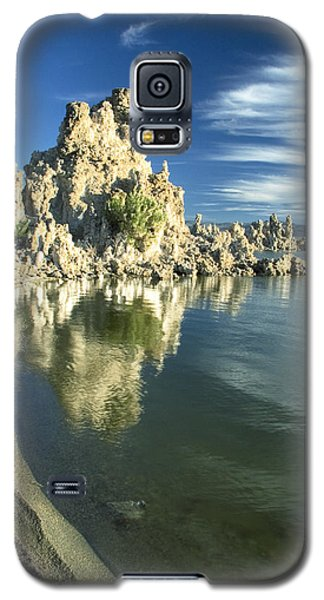 Mono Lake Shoreline Rock Galaxy S5 Case by Jim Snyder
