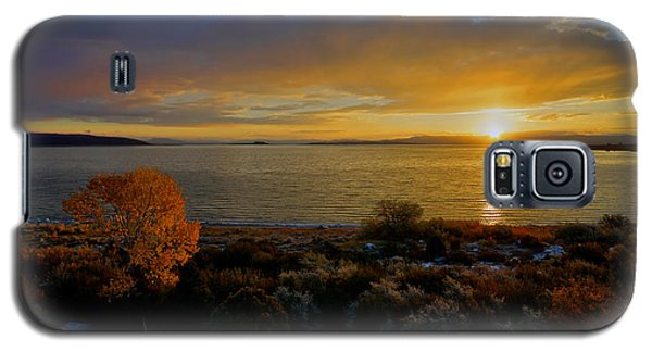Mono Lake Sunrise Galaxy S5 Case