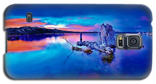 Mono Lake Sunset Galaxy S5 Case