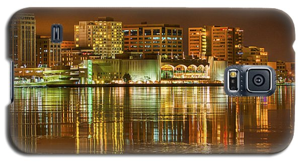 Monona Terrace Madison Wisconsin Galaxy S5 Case
