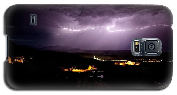 Monsoon Horizontal Lightning Galaxy S5 Case
