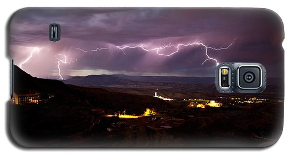 Monsoon Lightning Jerome Galaxy S5 Case