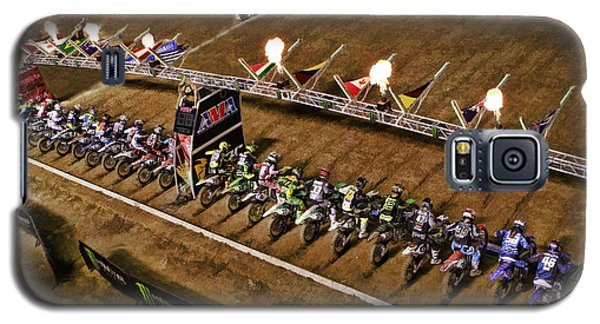Monster Energy Ama Supercross  450sx Main Galaxy S5 Case