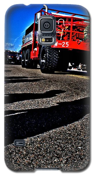 Monster Truck Galaxy S5 Case