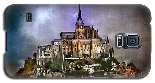 Mont Saint Michel   Galaxy S5 Case