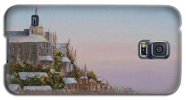 Mont St. Michel Galaxy S5 Case