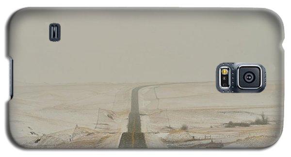 Montana Highway 3 Galaxy S5 Case