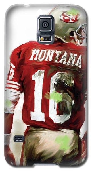 Montana II  Joe Montana Galaxy S5 Case