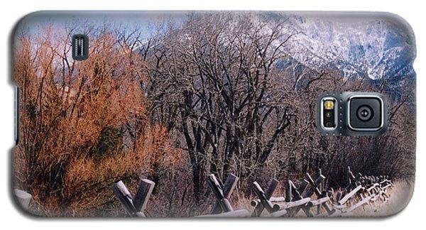 Montana Pardise Valley  Galaxy S5 Case