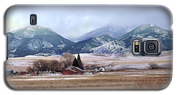 Montana Ranch - 1 Galaxy S5 Case