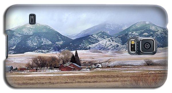 Montana Ranch - 1 Galaxy S5 Case by Kae Cheatham