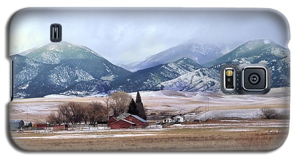 Montana Ranch - 1 Galaxy S5 Case