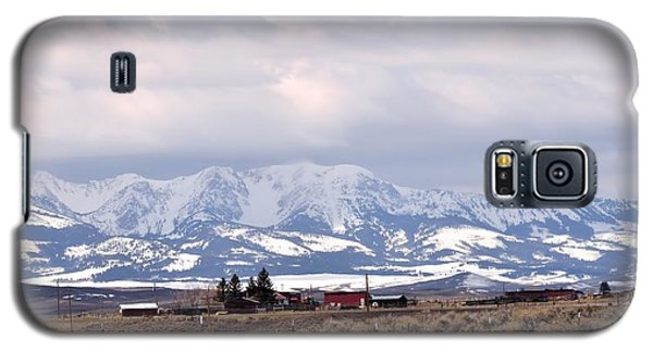 Montana Ranch 2 Galaxy S5 Case