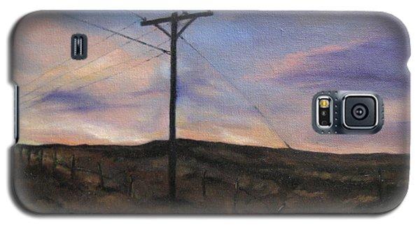 Montana Sky Galaxy S5 Case by Lindsay Frost