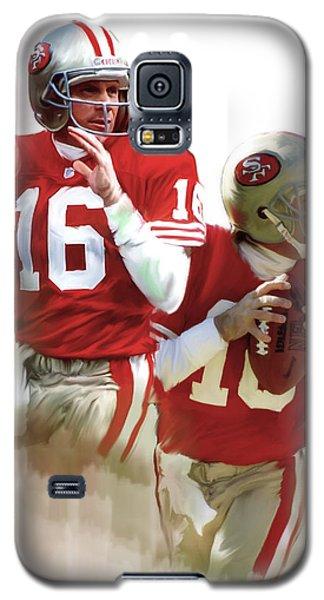 Montanna  Joe Montanna  Galaxy S5 Case