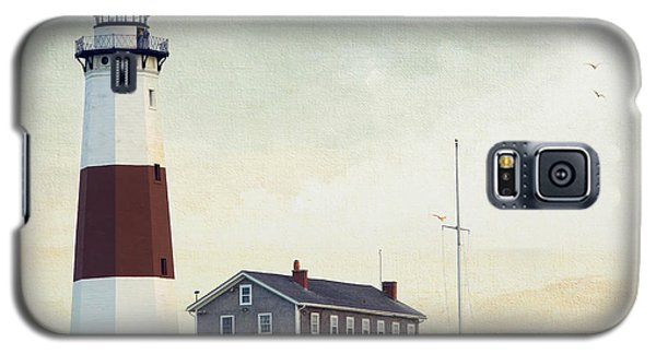 Galaxy S5 Case featuring the photograph Montauk Dusk by Keith Armstrong