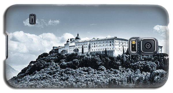 Monte Cassino  Abbey On Top Of The Mountain Galaxy S5 Case