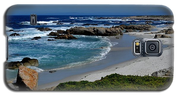 Galaxy S5 Case featuring the photograph Monterey-1 by Dean Ferreira
