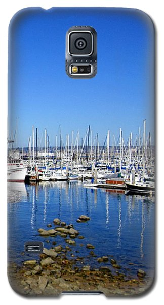 Galaxy S5 Case featuring the photograph Monterey-7 by Dean Ferreira