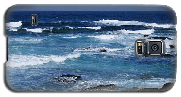 Galaxy S5 Case featuring the photograph Monterey-9 by Dean Ferreira