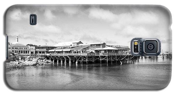 Monterey Old Fisherman's Wharf Galaxy S5 Case