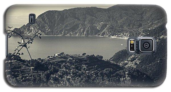 Monterosso Al Mare From Above Galaxy S5 Case