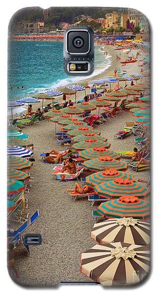 Monterosso Beach Galaxy S5 Case