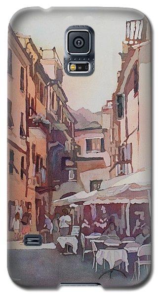 Monterosso Cafe Galaxy S5 Case
