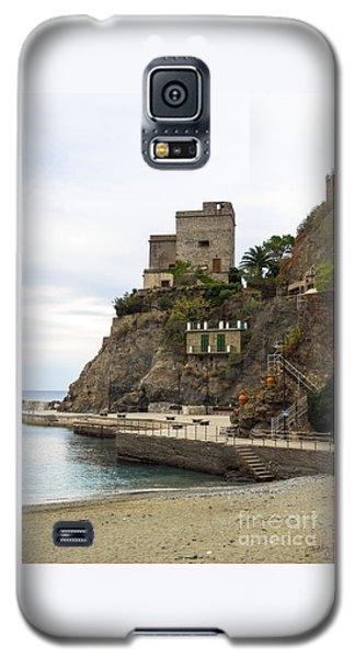 Monterosso Harbor Pier Galaxy S5 Case