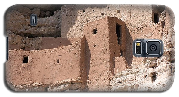 Galaxy S5 Case featuring the photograph Montezuma Castle 2 by Tom Doud