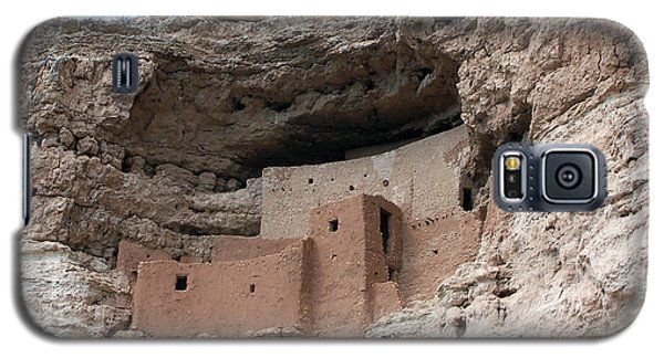 Galaxy S5 Case featuring the photograph Montezuma Castle 3 by Tom Doud
