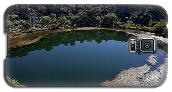 Montezuma Well Galaxy S5 Case