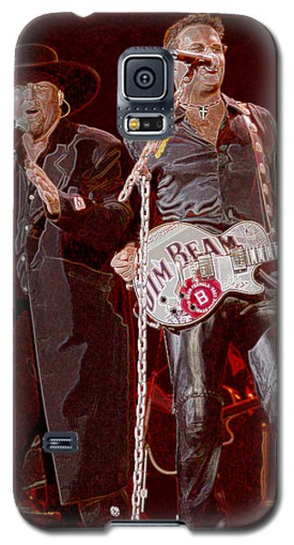 Montgomery Gentry Galaxy S5 Case by Don Olea